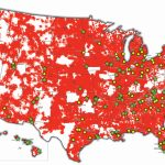 Verizon Breaks Down Who's Getting Lte Where This Week | Android Central   Verizon Coverage Map Texas