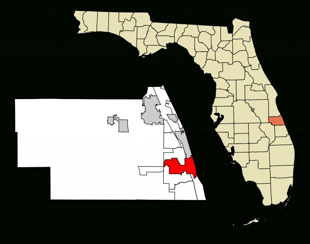 Vero Beach, Florida - Wikipedia - Map Of Vero Beach Florida Area