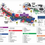Visitor Map | Citywalk Hollywood   Universal Studios Map California 2018