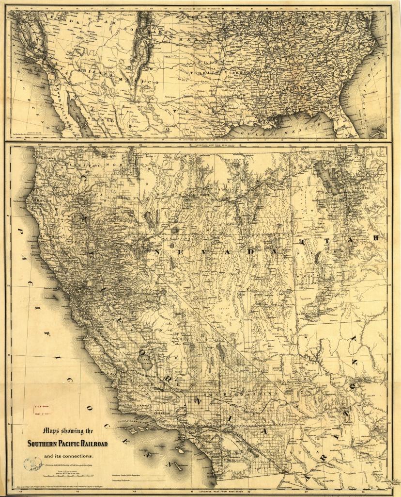 Washington County Maps And Charts - Historical Maps Of Southern California