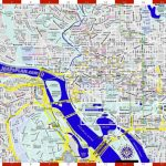Washington Dc Maps   Top Tourist Attractions   Free, Printable City   Free Printable City Street Maps