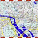 Washington Dc Maps   Top Tourist Attractions   Free, Printable City   Free Printable City Street Maps