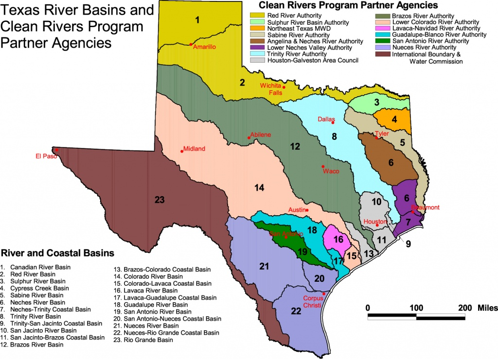 Water Quality Program Successes - Tceq - Www.tceq.texas.gov - Texas Air Quality Map