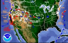 Weather Map For Los Angeles California – Map Of Usa District   California Weather Map