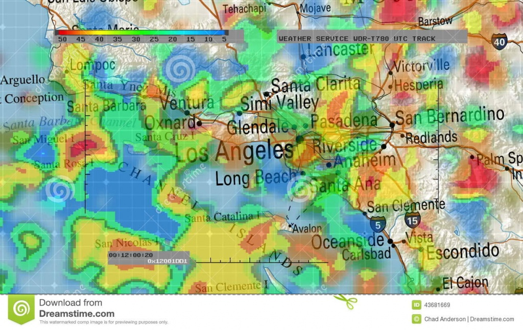Weather Radar Digital Satellite Map Stock Video - Video Of Hurricane - California Weather Map For Today