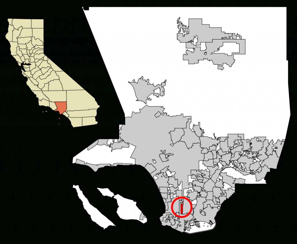West Carson, California - Wikipedia - Carson California Map