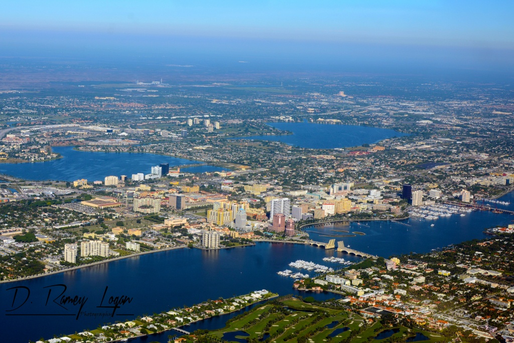 West Palm Beach, Florida - Wikipedia - Map Of West Palm Beach Florida Showing City Limits