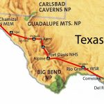 West Texas Map | West Texas | Texas, Texas Vacations, West Texas   Alpine Texas Map