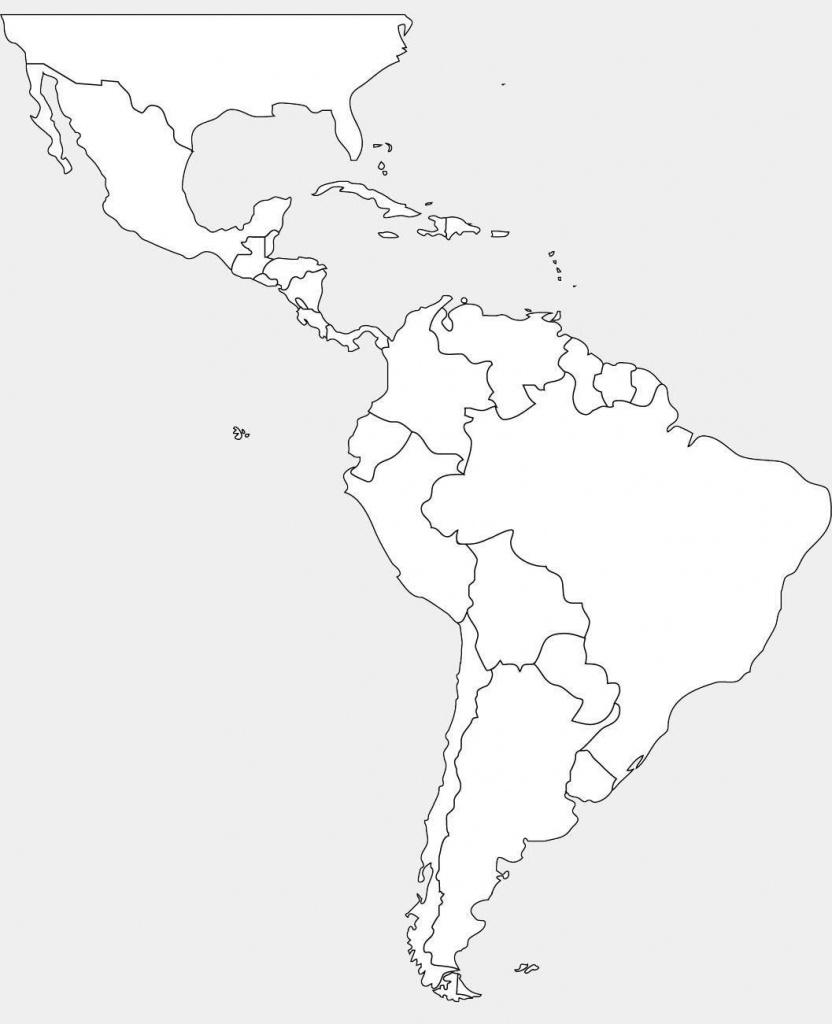 Western Hemisphere Maps Printable And Travel Information   Download - Hemisphere Maps Printable