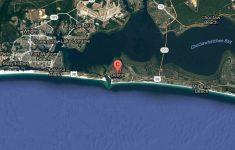 What Is The Closest Major Airport To Destin, Florida? | Getaway Usa   Panama City And Destin Florida Map