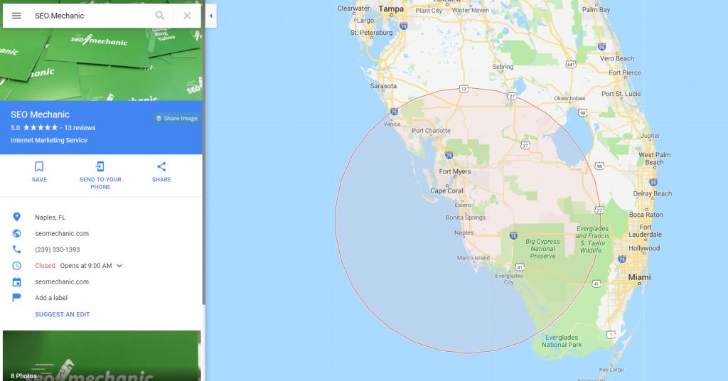 When Do Google Maps Update? • Seo Mechanic - Google Maps Hollywood Florida