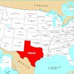 Where Is Texas Located • Mapsof   Atlanta Texas Map