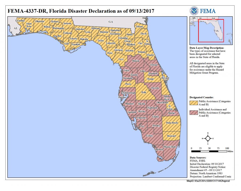 Who Should File A Fema Claim And How To Do So | Wusf News - Fema Flood Maps Charlotte County Florida