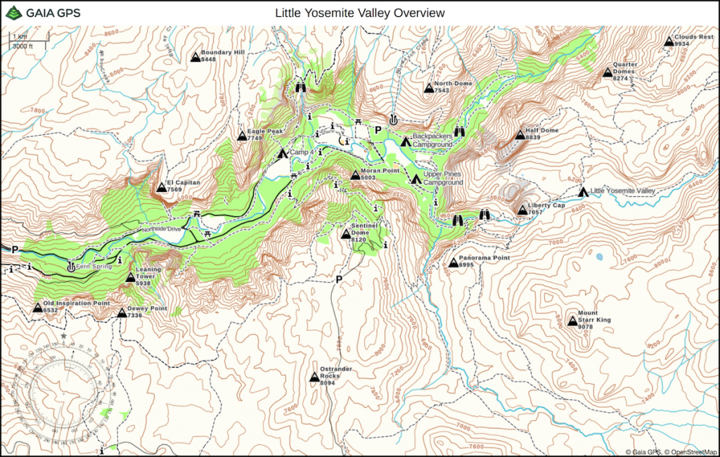 Why You Should Always Print Maps Online With Gaia Gps - Gaia Gps - Printable Usgs Maps