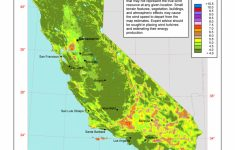 Windexchange: Wind Energy In California   California Electric Utility Map