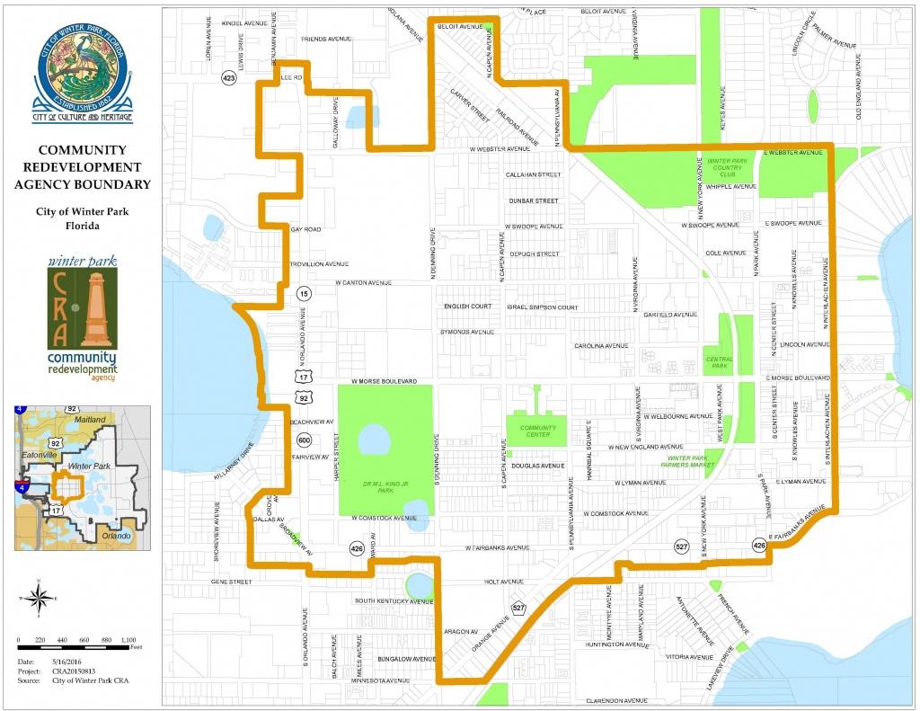 Winter Park Fl Map   Dehazelmuis - Winter Park Florida Map