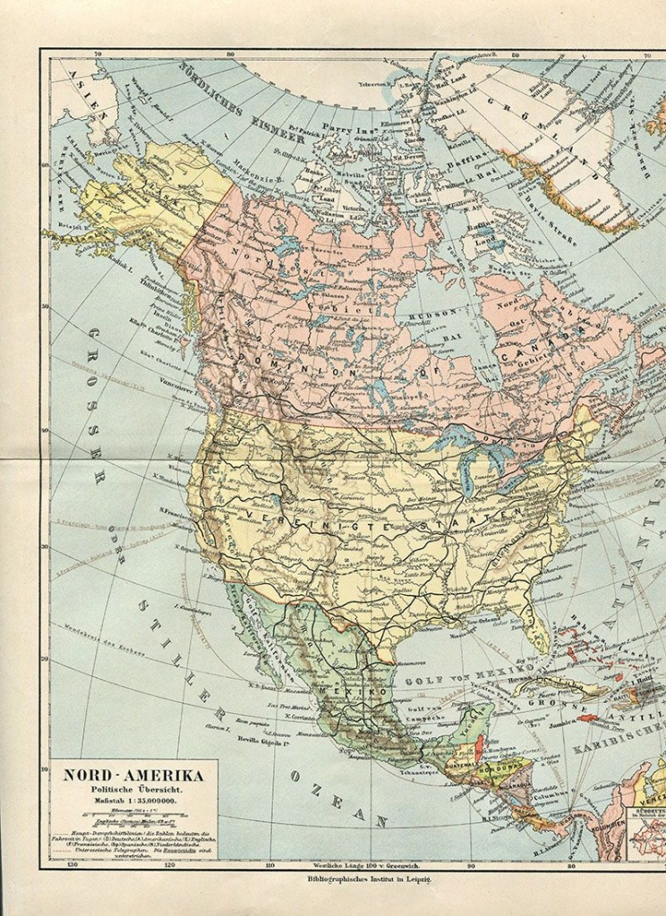 Wonderful Free Printable Vintage Maps To Download | Other | Vintage - Vintage World Map Printable
