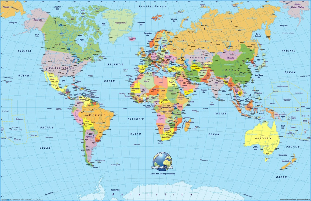 World Map Printable Pdf | D1Softball - World Map Printable Pdf