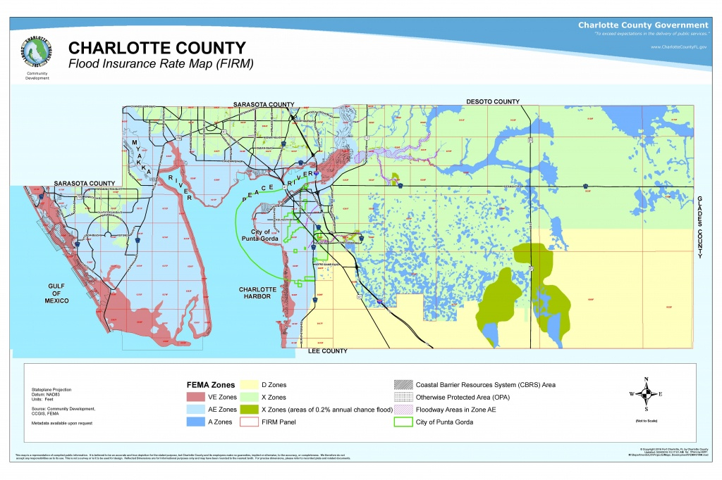 Your Risk Of Flooding - Florida Flood Zone Map