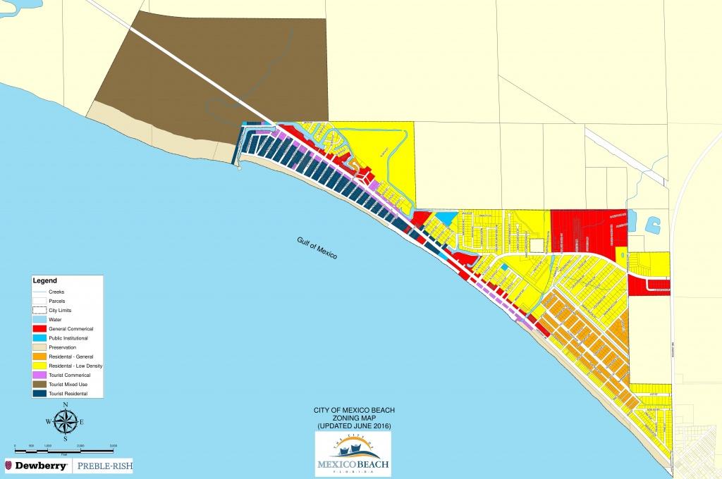 Zoning Maps | 98 Real Estate Group - St Joe Florida Map