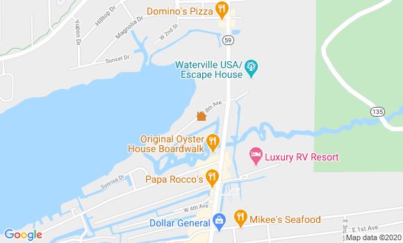 Gulf Shores AL Home Off Market 139 8TH AVENUE 1287936