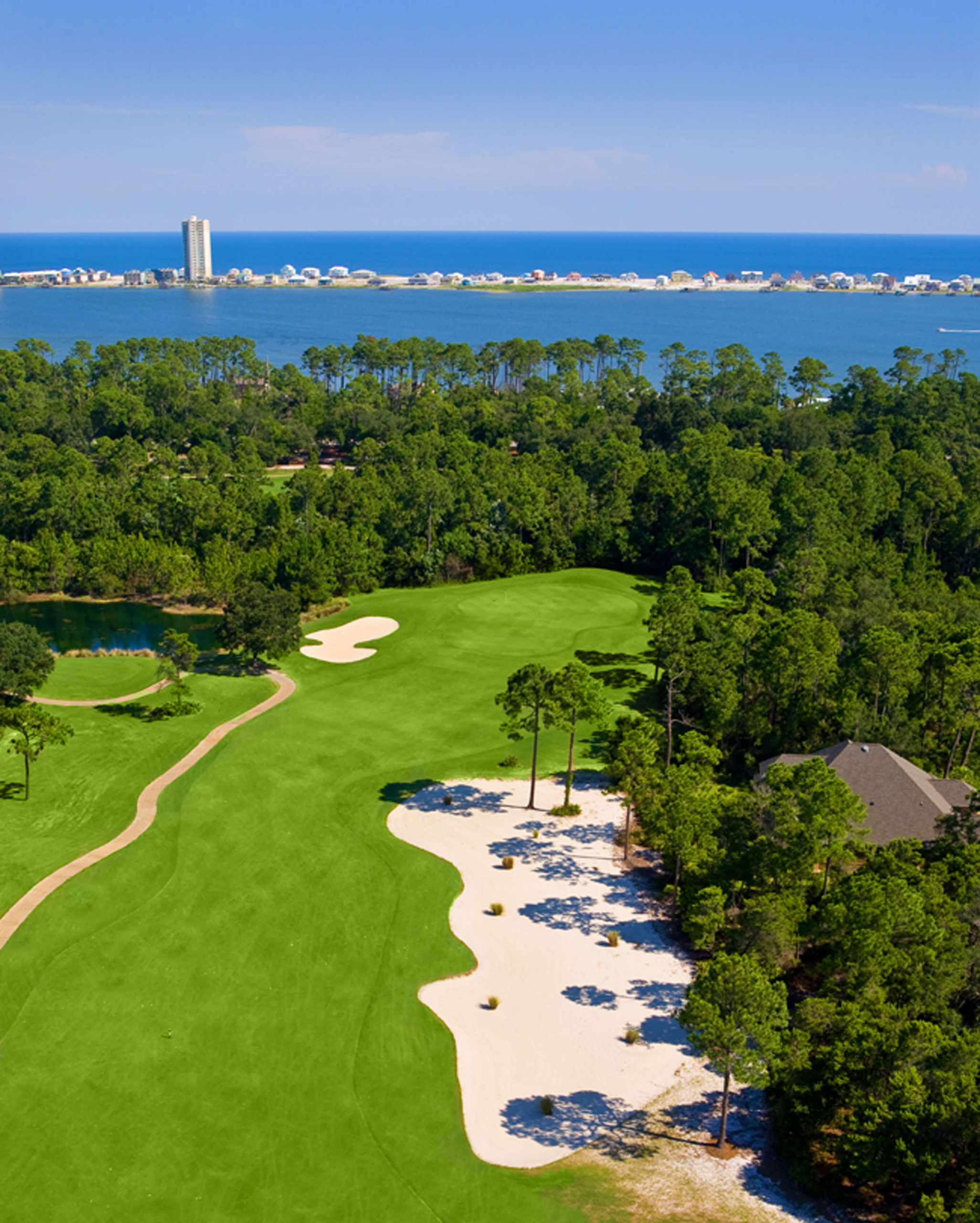 Peninsula Golf Club Gulf Shores Alabama Golf Course