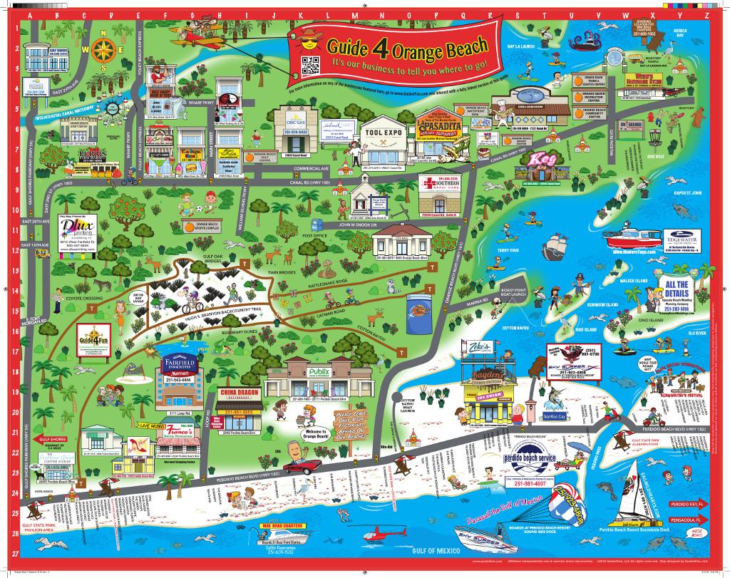 Perdido Key Orange Beach Things To Do Maps